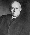 Photo is Arthur Bostwick, MLA President 1916 https://en.wikipedia.org/wiki/Arthur_Elmore_Bostwick