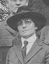Photo is Lillian Griggs, possibly of St. Louis https://archives.library.illinois.edu/ala/wwi-librarian-uniforms/